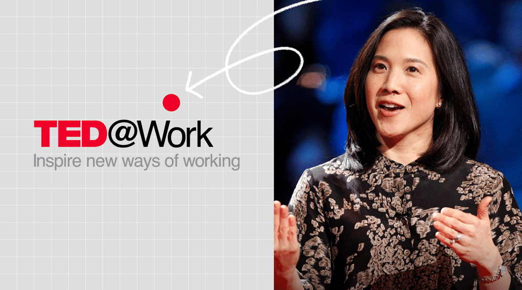 TED@Work reimagines TED Talks for workplace learning