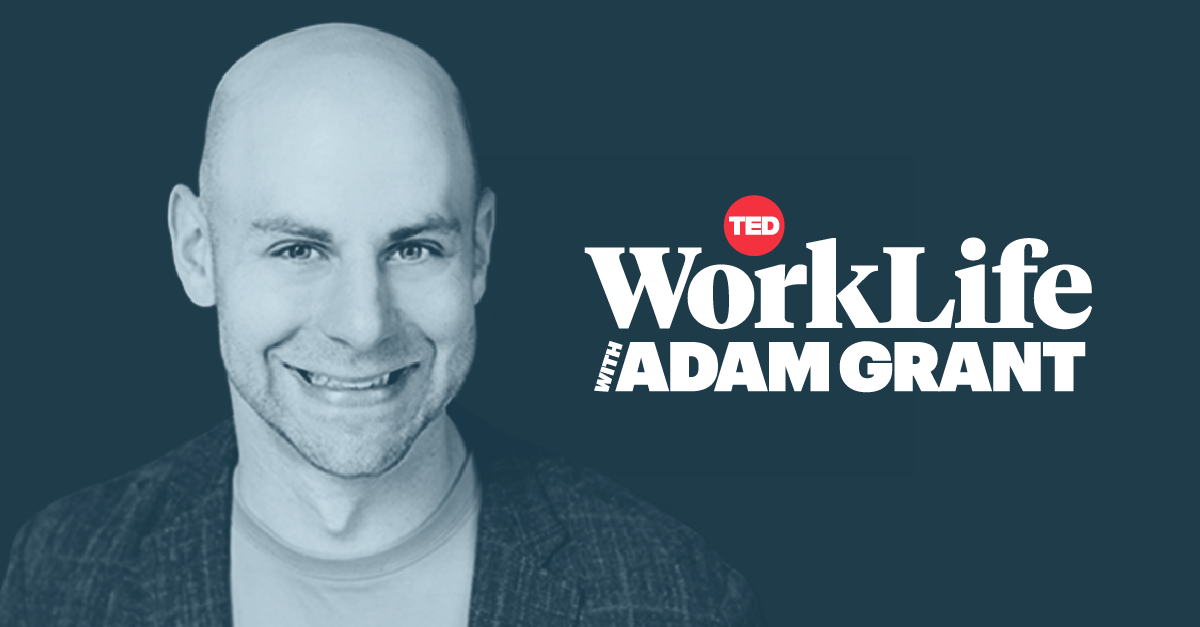 """""""WorkLife with Adam Grant"""" is back for fourth season with lessons on rethinking"""